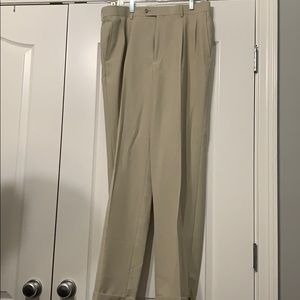 Tan dress pants